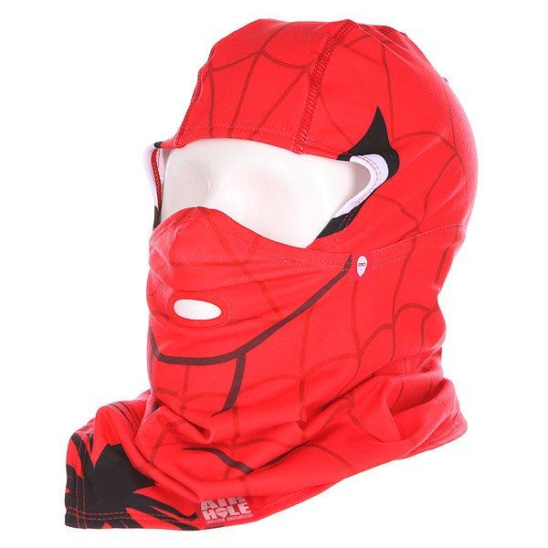 Балаклава Airhole Marvel B1 Spiderman