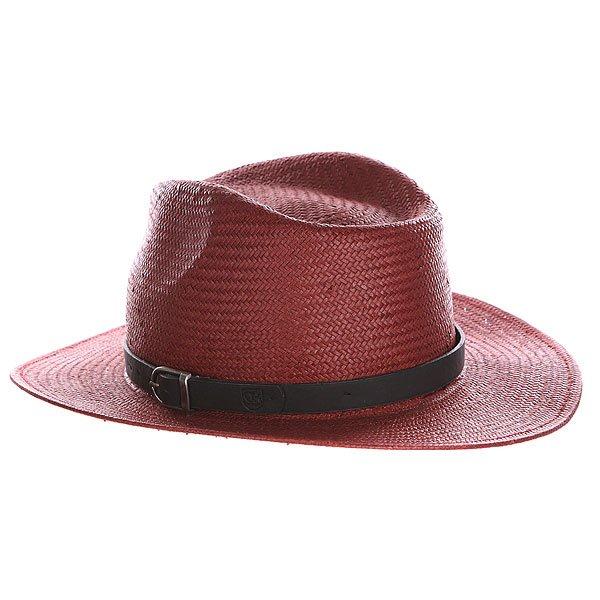 Шляпа женская Brixton Leighton Hat Burgundy