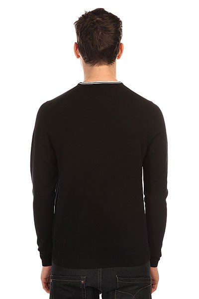 Джемпер Fred Perry Classic Crew Neck Sweater Black