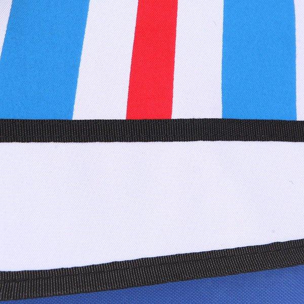 Сумка через плечо женская Jump from paper 2D Light Line Blue/Red/Black