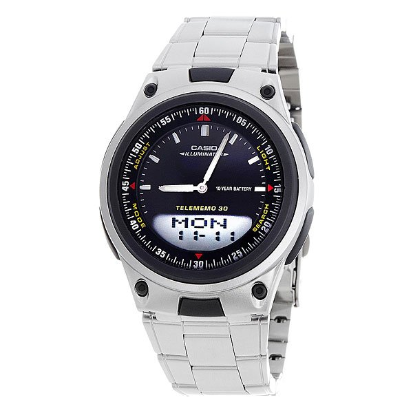 Часы Casio Collection 25624 Aw-80D-1A Grey