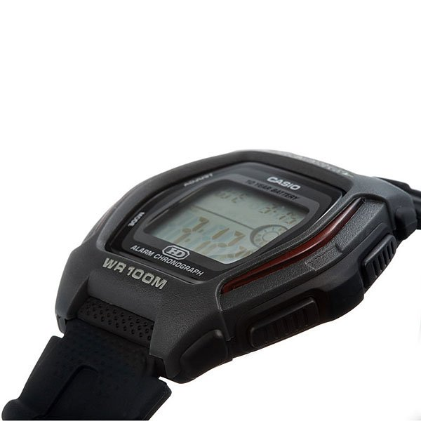 Часы Casio Collection 31716 Hdd-600-1A Black
