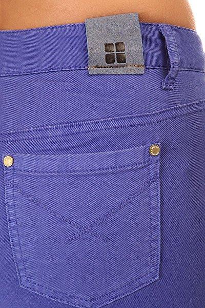 Джинсы узкие женские Insight Python Giant Blue