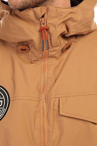 Куртка Thirty Two Sesh Jacket Clove/Brown