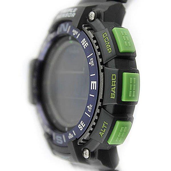 Часы Casio G-Shock Collection Sgw-1000-2b Black/Blue