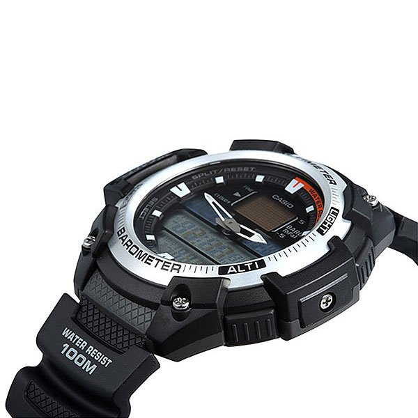 Часы Casio Collection Sgw-400h-1b Black