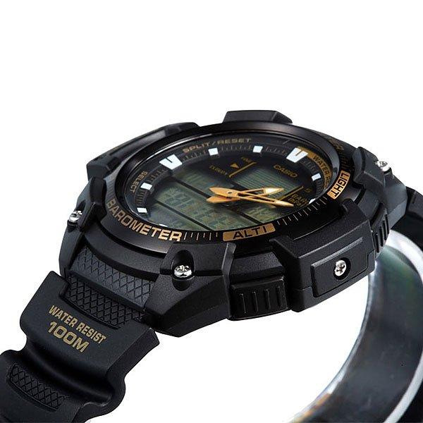 Часы Casio Collection Sgw-400h-1b2 Black