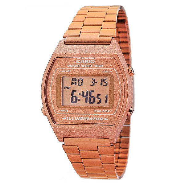 Часы Casio Collection B640wc-5a Orange