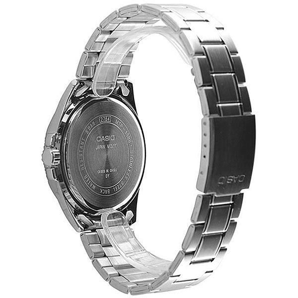 Часы Casio Collection Mtp-1308pd-1a Silver/Black