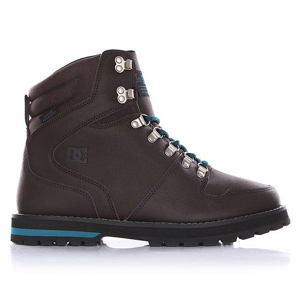 Ботинки зимние DC Peary Brown