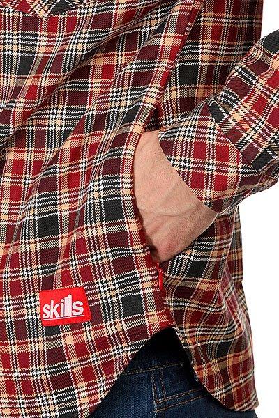Рубашка в клетку Skills Check Shirt Multi