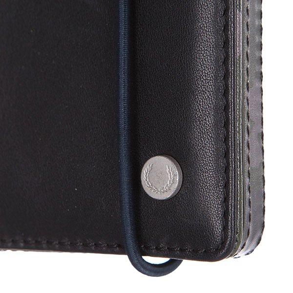 Чехол для iPhone 5/5s Fred Perry Wallet Black