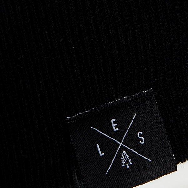 Шапка носок Les Basic Black