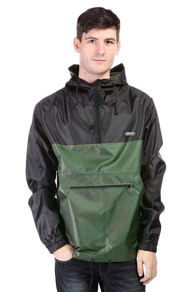 Анорак Anteater Combo Anorak Black/Green