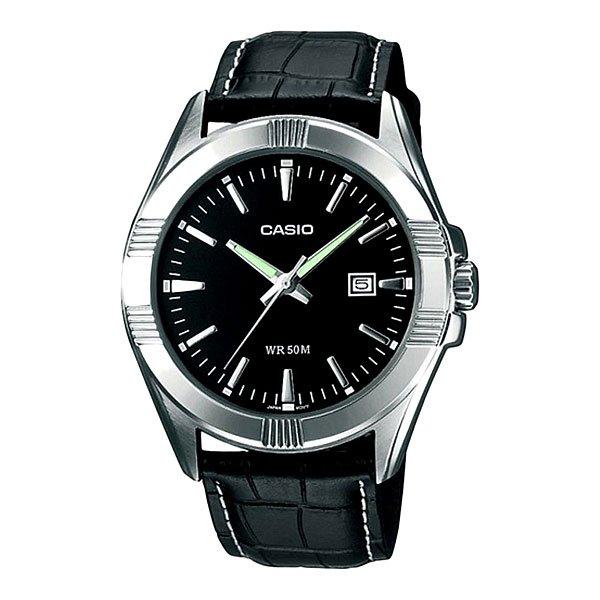 Часы Casio Collection Mtp-1308pl-1a Grey/Black
