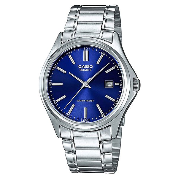 Часы Casio Collection Mtp-1183pa-2a Grey/Blue