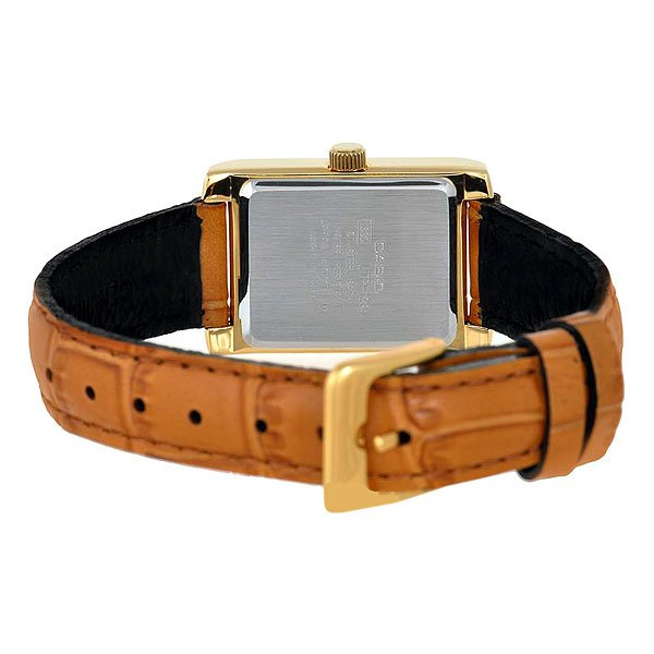 Часы Casio Collection Ltp-1234pgl-7a Gold/Brown