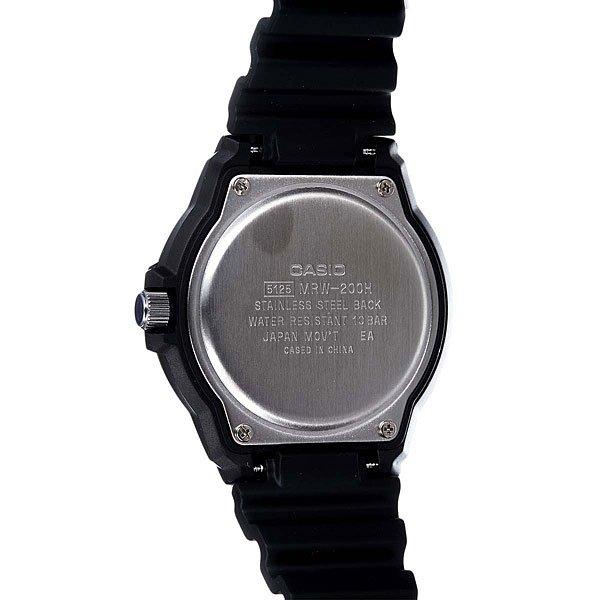 Часы Casio Collection Mrw-200h-3b Black/Green
