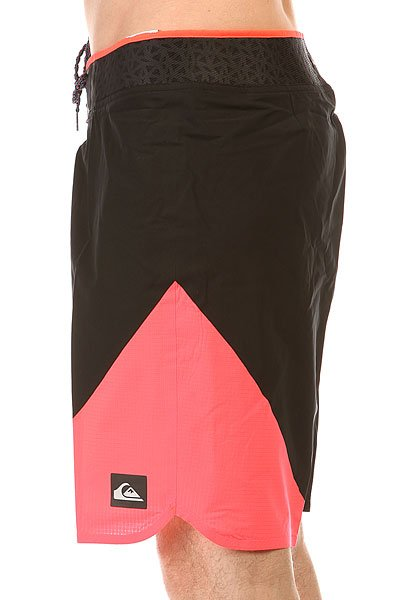 Шорты пляжные Quiksilver New Wave High Bdsh Black