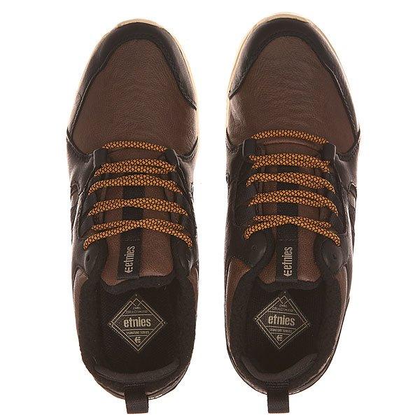 Кроссовки Etnies Scout Mt Black/Brown