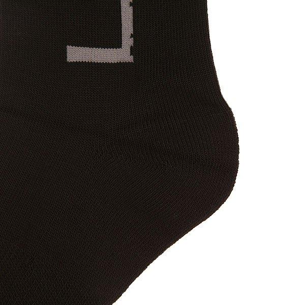 Носки средние Lib Tech Kraftsmen Sock Black