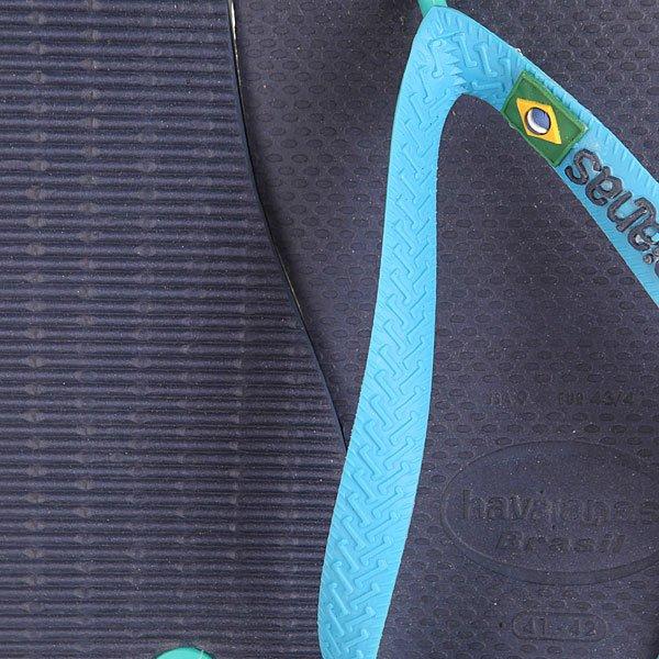 Вьетнамки Havaianas Brasil Mix Blue