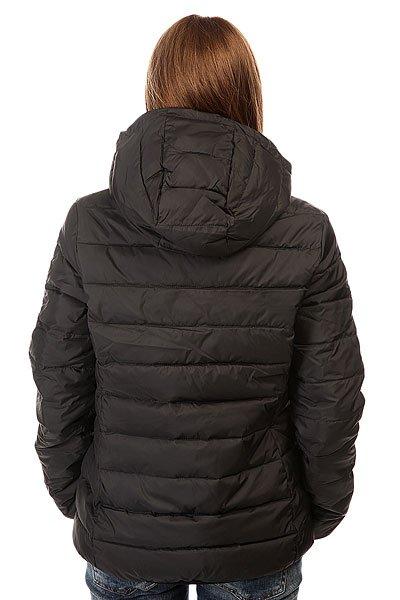 Куртка зимняя женская Roxy Foreverfreely J Jckt True Black