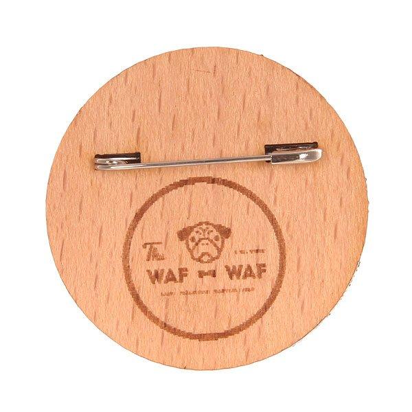 Значок Запорожец Х Waf-waf Машинка В Круге Beige