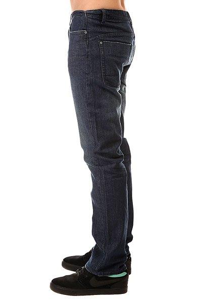 Джинсы прямые Etnies Straight Fit Denim Pant Heavy Vintage Wash