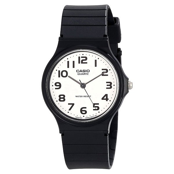 Кварцевые часы Casio Collection Mq-24-7b2 Black