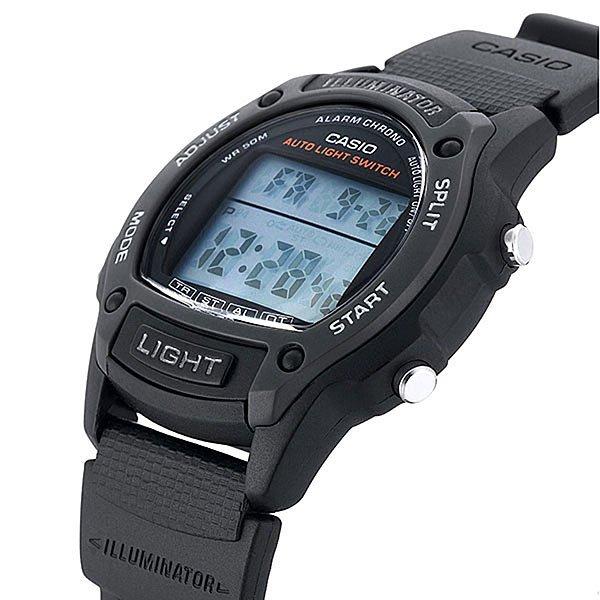 Электронные часы Casio Collection W-93h-1a Black