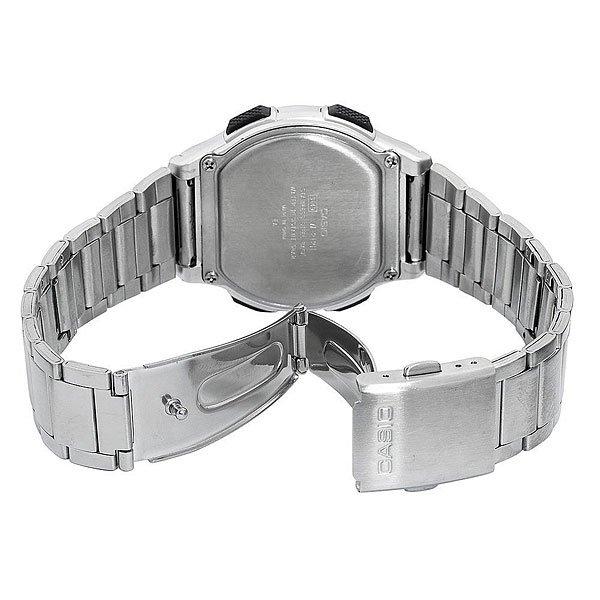 Электронные часы Casio Collection W-212hd-1a Silver