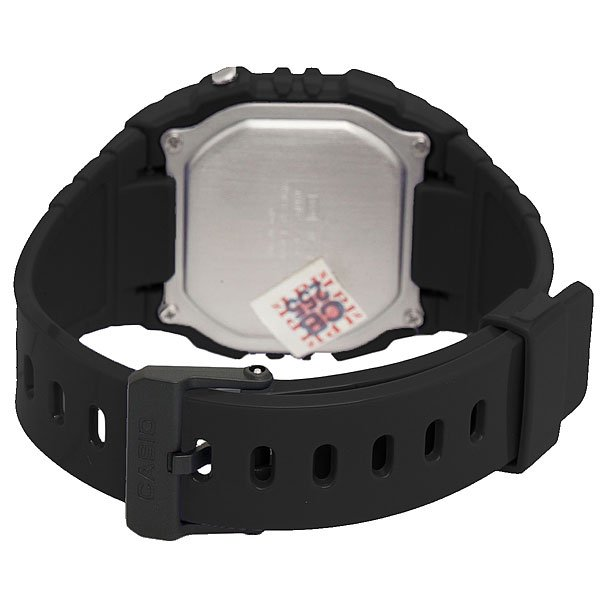 Электронные часы Casio Collection W-215h-1a Black