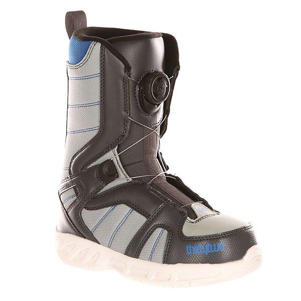 Ботинки для сноуборда детские Thirty Two Z Boa Dark Grey