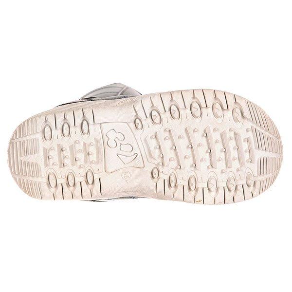 Детские ботинки для сноуборда Thirty Two Z Boa Grey