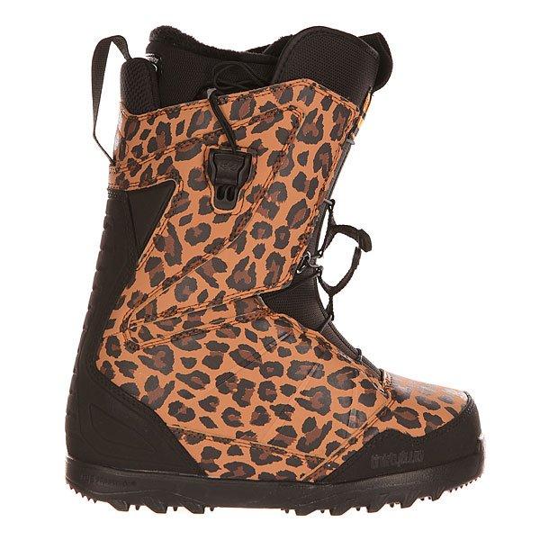 Ботинки для сноуборда женские Thirty Two Z Lashed Ft Animal