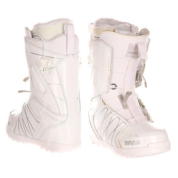 Ботинки для сноуборда женские Thirty Two Z Lashed Ft True White