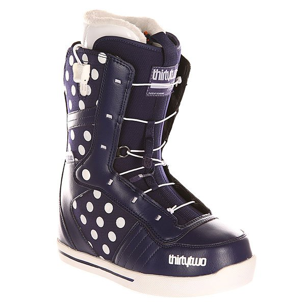 Ботинки для сноуборда женские Thirty Two Z 86 Ft Purple