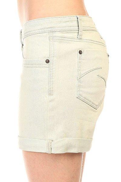Шорты джинсовые женские Zoo York Walkabout Shorts Kara Light Wash