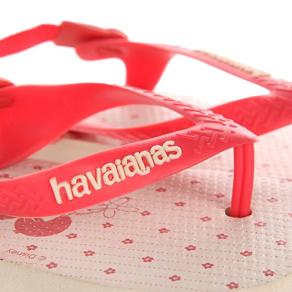 Вьетнамки детские Havaianas Mickey Minnie Beige/Pink