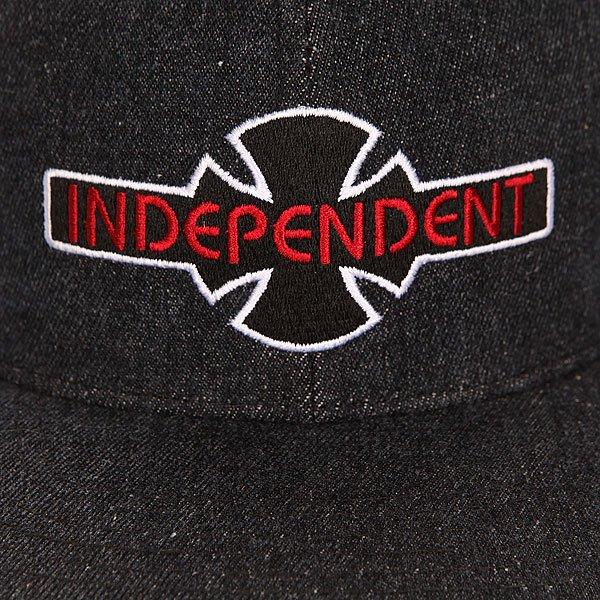 Бейсболка с сеткой Independent O.g.b.c. Mesh Trucker Acid Black