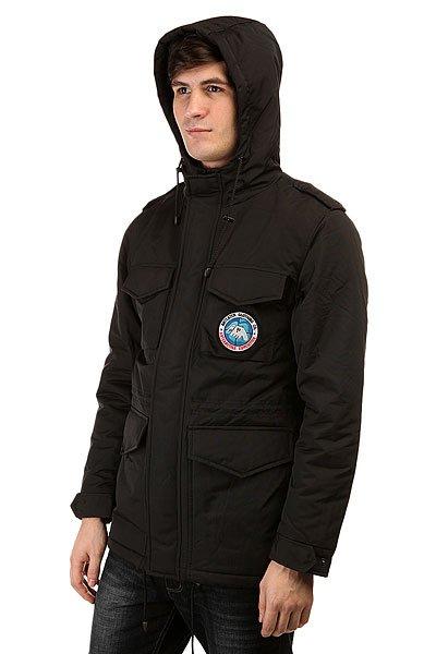 Куртка зимняя Anteater M65 Black