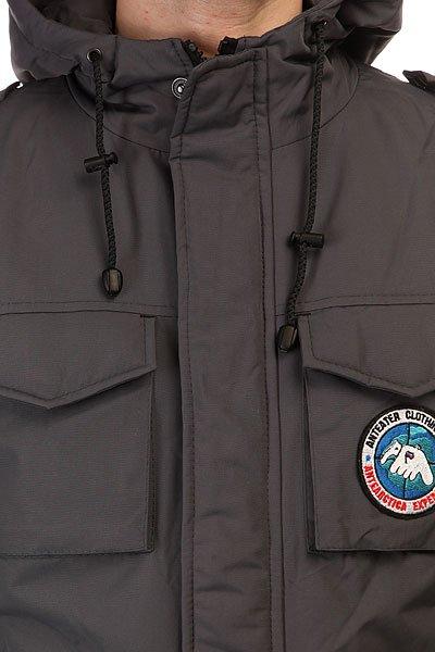 Куртка зимняя Anteater M65 Grey