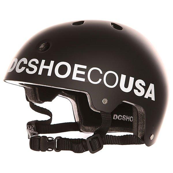 Шлем для скейтборда DC Askey 2 Black