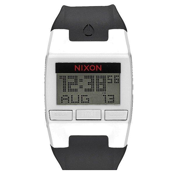 Электронные часы Nixon Comp White/Black