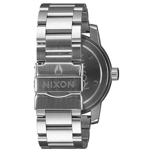 Кварцевые часы Nixon Patriot Black