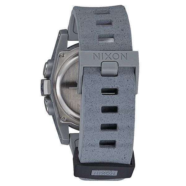 Электронные часы Nixon Unit Exp Concrete Speckle