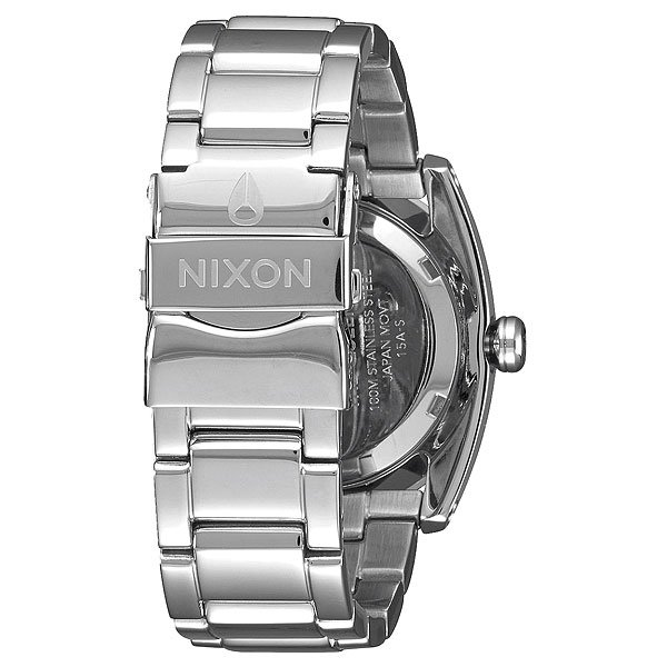 Кварцевые часы женские Nixon Queenpin Black