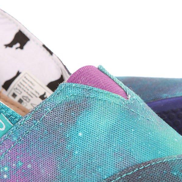 Эспадрильи женские Paez Poly Multicolor