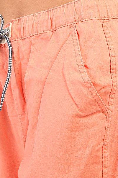 Штаны широкие женские Roxy Fonxy Twill J Pant Desert Flower